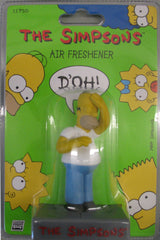 Simpsons (TV) – Air Freshener Automobile Dashboard Figure (Set of 4)