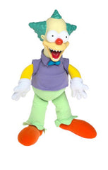 "Simpsons (TV) – Treehouse of Horror – Krusty the Clown Talking 14"" Figure"
