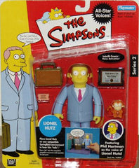 "Simpsons (TV) – World of Springfield – All-Star Celebrity Voices Series 2 – Lionel Hutz 5"" Interactive Figure (Phil Hartman)"