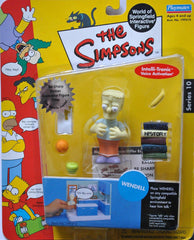 "Simpsons (TV) – World of Springfield – Wave10 – Wendell Interactive 5"" Figure"