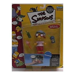 "Simpsons (TV) – World of Springfield – Wave 3 – Milhouse Van Houten Interactive 5"" Figure"