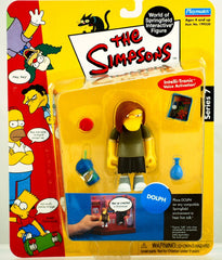 "Simpsons (TV) – World of Springfield – Wave 7 – Dolph Interactive 5"" Figure"