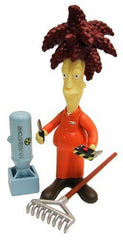 Simpsons (TV) – World of Springfield – Wave 9 – Prison Sideshow Bob Interactive Figure