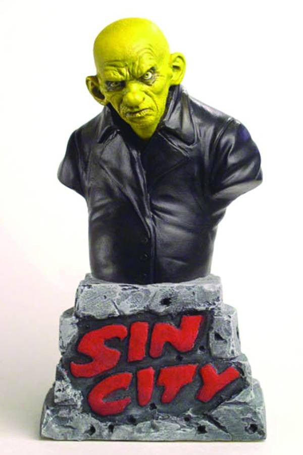 Sin City (Film) – Sin City Legends – That Yellow Bastard Bust (Regular Edition)