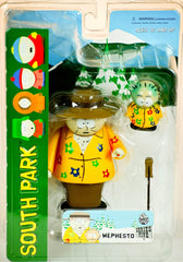 "South Park (TV) – 10th Anniversary – Series 5 – Mephesto & Kevin 6"" Figures"