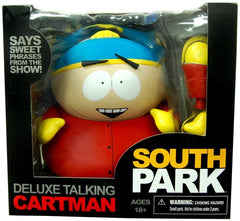 "South Park (TV) – Deluxe Collectible – Cartman Talking 6"" Figure"