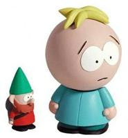 "South Park (TV) – Series 1 – Butters 5"" Figure with Underpants Gnome figure"