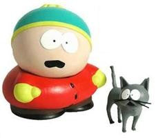 "South Park (TV) – Series 1 – Cartman 5"" Figure with Kitty Figure"