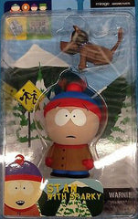 "South Park (TV) – Series 1 – Stan 5"" Figure with Sparky the Gay Dog Figure"