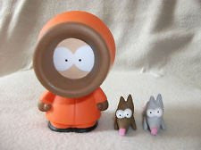 "South Park (TV) – Series 2 – Kenny 5"" Figure with Rats figures"