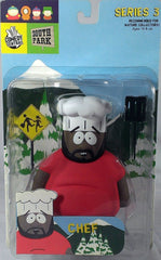 "South Park (TV) – Series 3 – Chef 5"" Figure"