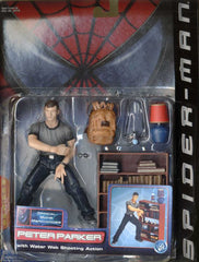 "Spider-Man (Film) – Series 2 – Peter Parker 6"" Figure"