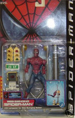 Spider-Man (Film) – Series 2 – Web Swinging Spider-Man Figure