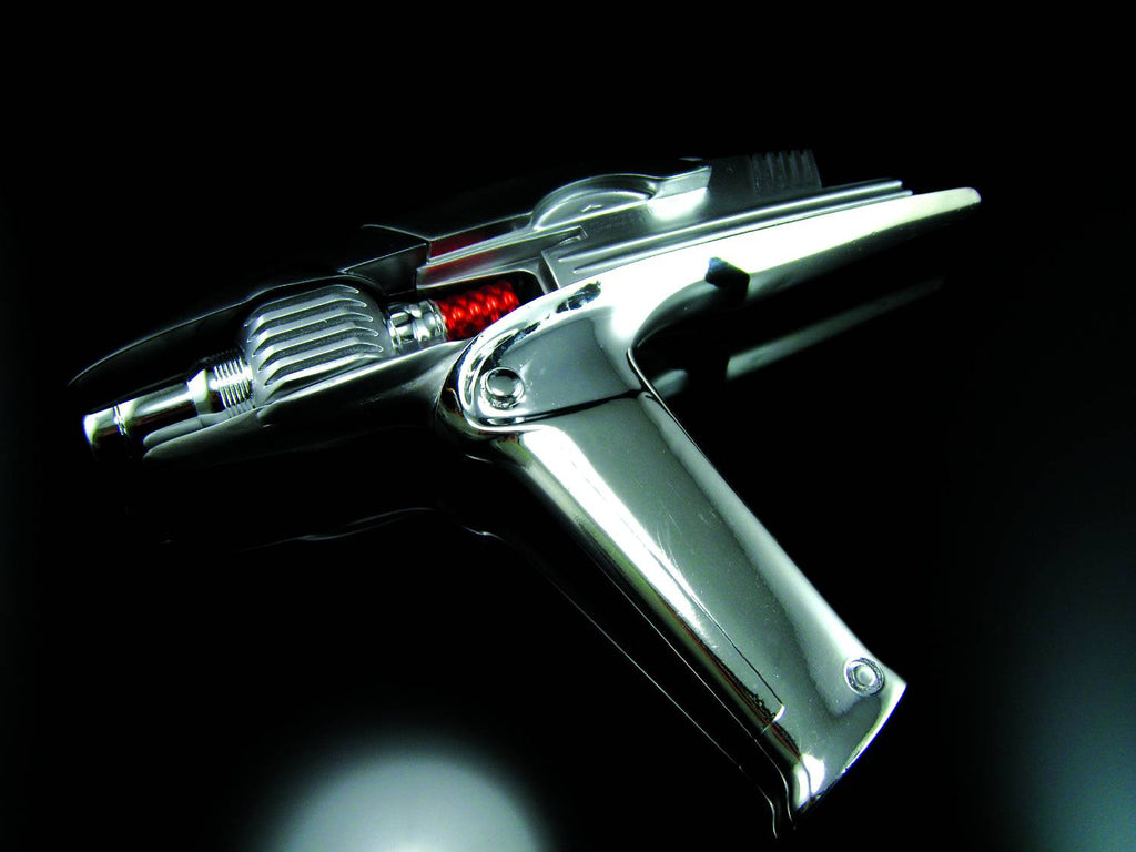 Star Trek (2009 Film) – Metal-Plated Phaser Stunt Replica