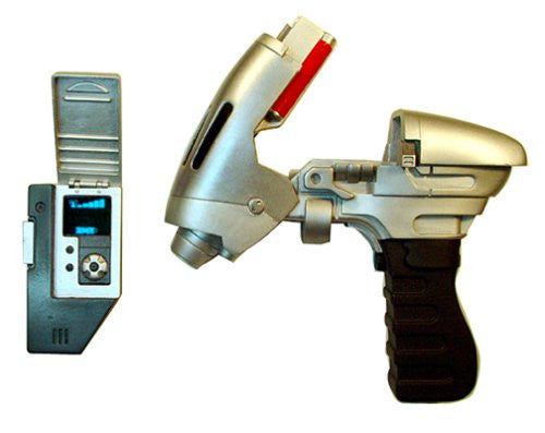 Star Trek: Enterprise (TV) – Trek Tek Phase Pistol & Communicator