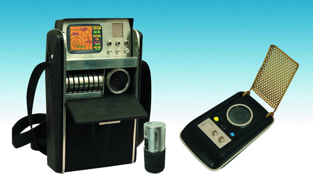 Star Trek: Original Series (TV) – Communicator & Tricorder 2-Pack