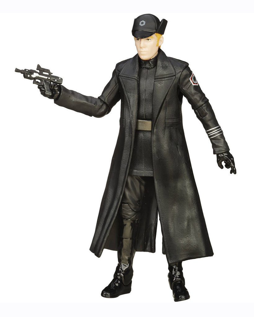 "Star Wars: The Black Series – Figure 13 – First Order General Hux 6"" Figure (Episode VII)"