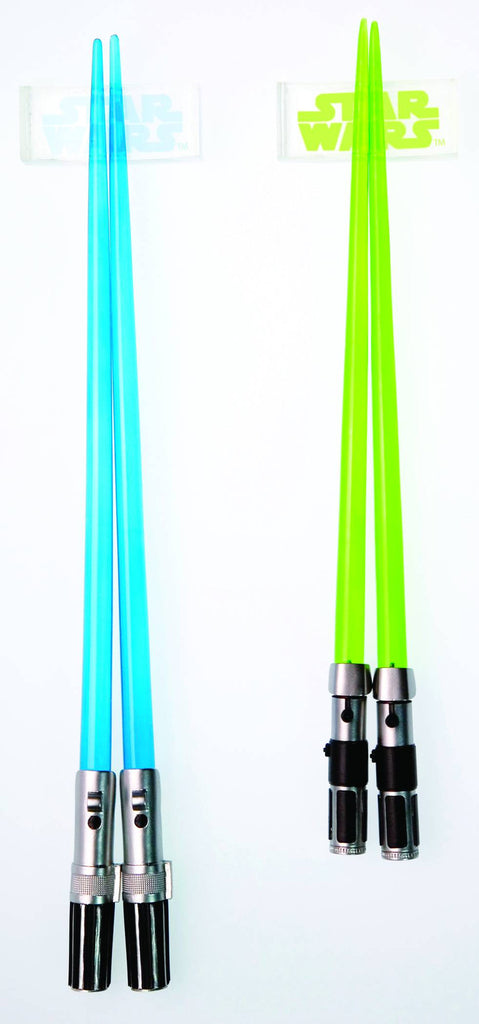 Star Wars – Lightsaber Chopsticks: Luke Skywalker & Yoda