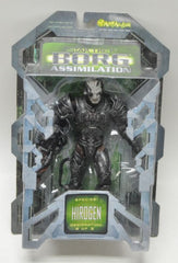"Star Trek: The Next Generation (TV) – Borg Assimilation Series 1 – Hirogen 7"" Figure"