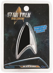 Star Trek: Discovery (TV) – Section 31 Black Badge Magnetic Backed Prop Replica