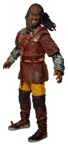 "Star Trek: Enterprise (TV) – Broken Bow Series – Klaang the Klingon 7"" Figure"