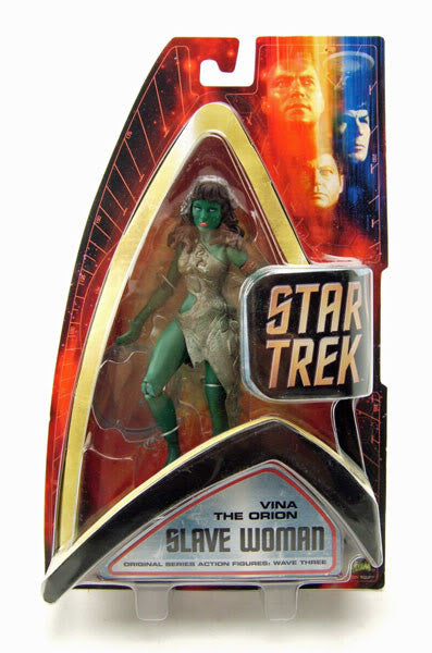 Star Trek: Original Series (TV) – Wave 3 – Vina the Orion Slave Woman Figure