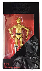"Star Wars: The Black Series – Exclusive Figure – C-3PO Protocol Droid 6"" Figure (Episode IV)"