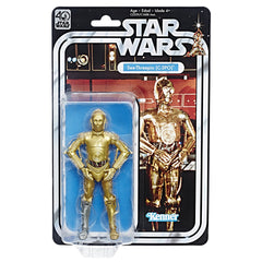 "Star Wars: 40th Anniversary Series – See-Threepio (C-3PO) 6"" Figure (Episode IV)"