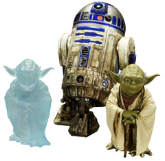 "Star Wars – ARTFX+ Statue 2-Pack – Yoda & R2-D2 from ""The Empire Strikes Back"""
