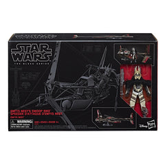 "Star Wars: The Black Series – Deluxe Figure and Vehicle 05 – Enfy's Nest with Swoop Bike 6"" Figures (Solo; A Star Wars Story)"