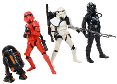 "Star Wars: The Black Series – Exclusive Set – Imperial Forces 6"" Figure 4-Pack (Episode VII)"