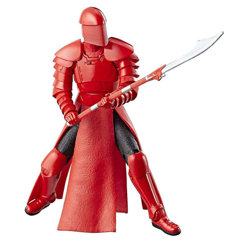 "Star Wars: The Black Series – Figure 50 – Elite Praetorian Guard 6"" Figure (Episode VIII)"