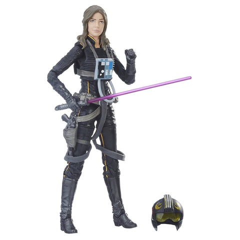 "Star Wars: The Black Series – Figure 56 – Jaina Solo 6"" Figure (Episode VIII)"