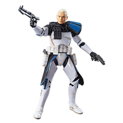 "Star Wars: The Black Series – Figure 59 – Clone Captain Rex 6"" Figure (Episode VIII)"