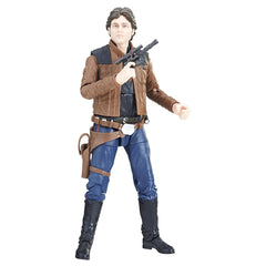 "Star Wars: The Black Series – Figure 62 – Han Solo 6"" Figure (Solo; A Star Wars Story)"