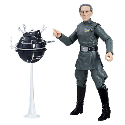"Star Wars: The Black Series – Figure 63 – Grand Moff Tarkin 6"" Figure (Episode IV)"