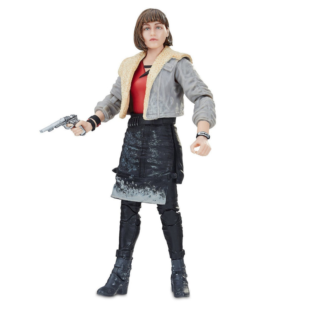 "Star Wars: The Black Series – Figure 66 – Qi'Ra (Corellia) 6"" Figure (Solo; A Star Wars Story)"