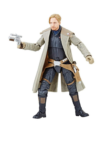 "Star Wars: The Black Series – Figure 68 – Tobias Beckett 6"" Figure (Solo; A Star Wars Story)"