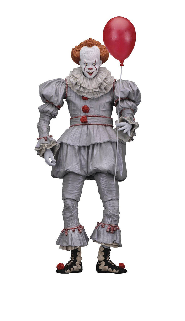 "Stephen King's IT (2017 Film) – Pennywise Ultimate 7"" Figure"