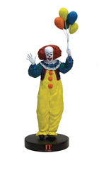 "Stephen King's IT (TV Movie) – Pennywise the Clown – Premium Motion 15"" Statue"
