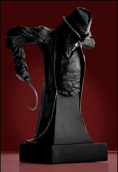 "Supernatural (TV Series) – Scarecrow (Variant ""Midnight "" Edition) Bust (SDCC 2008 Exclusive)"