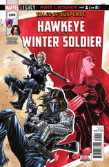 Tales of Suspense (2017 mini-series) #100-104 [SET] — Red Leger featuring Hawkeye and the Winter Soldier