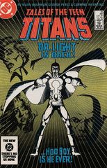New Teen Titans (1980 series) #48 (A Multi-Title Crossover) [SET] — Volume 08 (B): The RECOMbatants