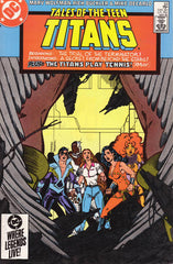 New Teen Titans (1980 series) #51-55 [SET] — Volume 09 (A): The Trial of The Terminator
