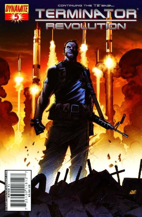 Terminator; Revolution (2008 mini-series) #5 (of 5)