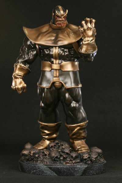 Thanos – (Variant Faux Bronze Version) – Full-Size Statue (Bowen Designs Web Exclusive)