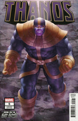 Thanos (2019 mini-series) #1-6 [SET] — Zero Sanctuary (Variant Covers)