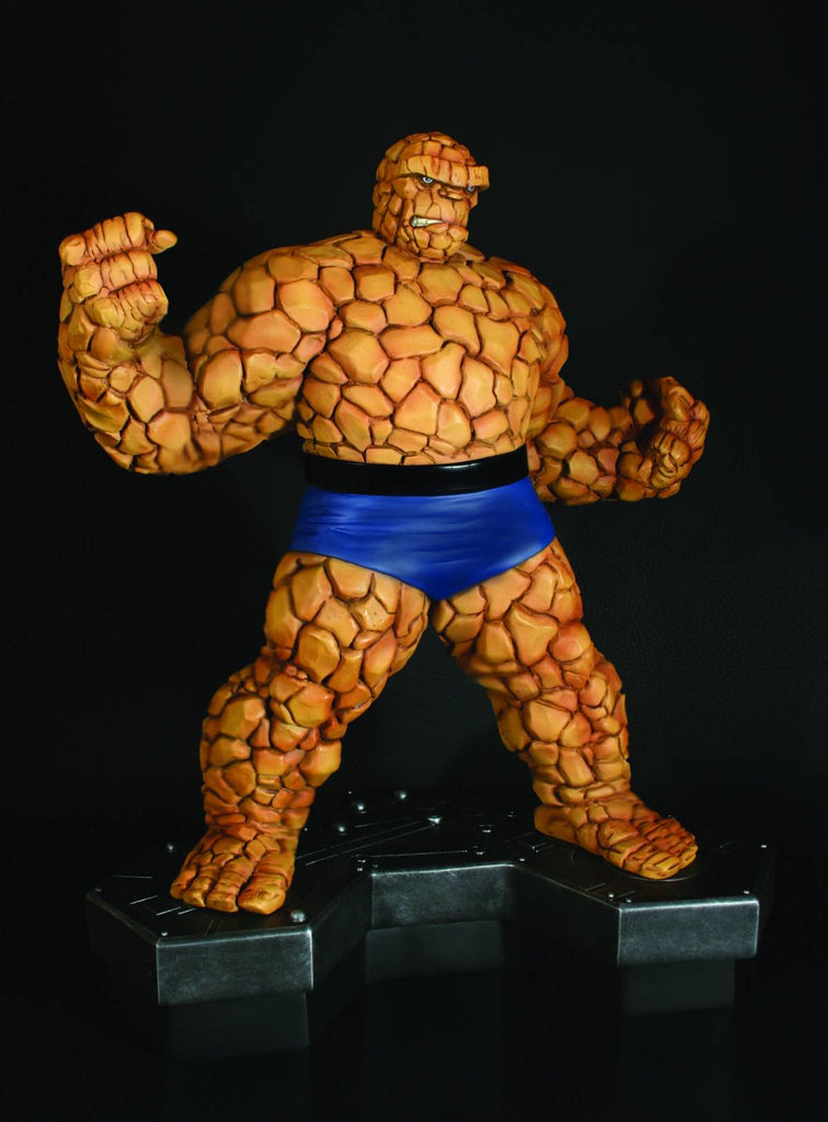 Fantastic Four – The Thing (Ben Grimm) – Full-Size Statue