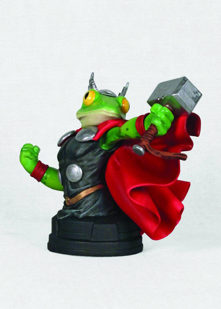 Thor: Frog of Thunder Mini-Bust