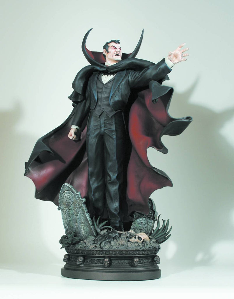 Dracula –  Tomb of Dracula Full-Size Statue